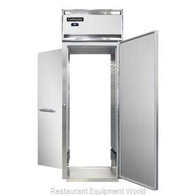 Continental Refrigerator D1RINSSRT-E Refrigerator, Roll-Thru