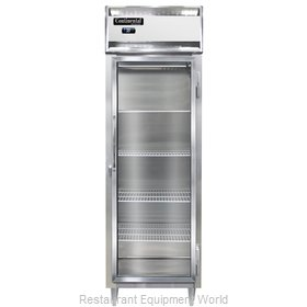 Continental Refrigerator D1RNGD Refrigerator, Reach-In