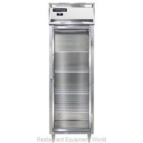 Continental Refrigerator D1RNSSGD Refrigerator, Reach-In