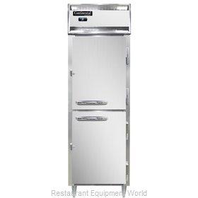 Continental Refrigerator D1RNSSHD Refrigerator, Reach-In