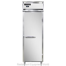 Continental Refrigerator D1RNSSPT Refrigerator, Pass-Thru