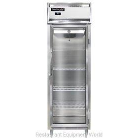 Continental Refrigerator D1RSNGD Refrigerator, Reach-In
