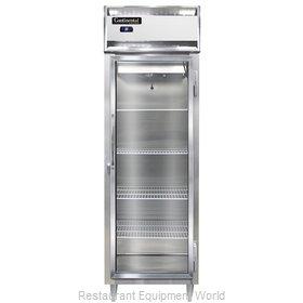 Continental Refrigerator D1RSNSAGD Refrigerator, Reach-In
