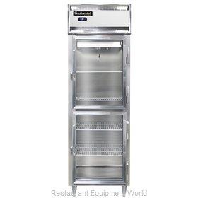 Continental Refrigerator D1RSNSAGDHD Refrigerator, Reach-In