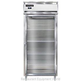 Continental Refrigerator D1RXNGD Refrigerator, Reach-In