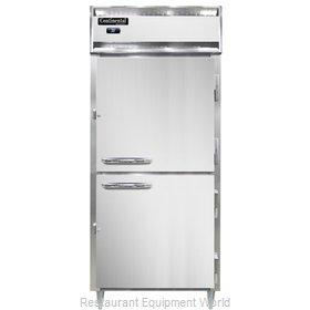 Continental Refrigerator D1RXNHD Refrigerator, Reach-In