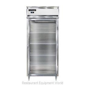 Continental Refrigerator D1RXNSSGD Refrigerator, Reach-In