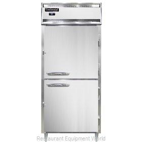 Continental Refrigerator D1RXNSSPTHD Refrigerator, Pass-Thru