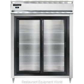 Continental Refrigerator D2RENSASGD Refrigerator, Reach-In