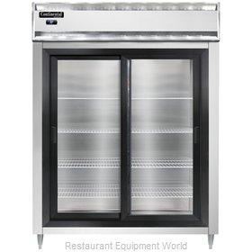 Continental Refrigerator D2RENSGD Refrigerator, Reach-In