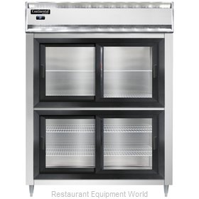 Continental Refrigerator D2RENSGDHD Refrigerator, Reach-In