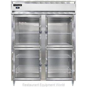 Continental Refrigerator D2RENSSGDHD Refrigerator, Reach-In