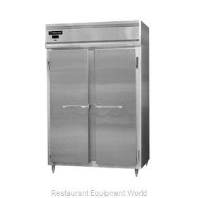 Continental Refrigerator D2RENSSHD Refrigerator, Reach-In