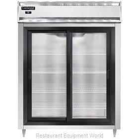 Continental Refrigerator D2RESNSGD Refrigerator, Reach-In