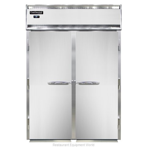 Continental Refrigerator D2RIN-E Refrigerator, Roll-In