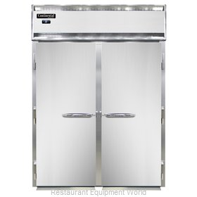 Continental Refrigerator D2RIN Refrigerator, Roll-In