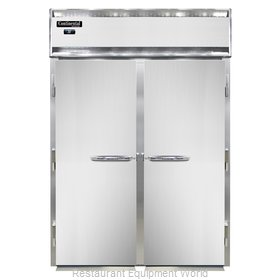 Continental Refrigerator D2RINSA-E Refrigerator, Roll-In