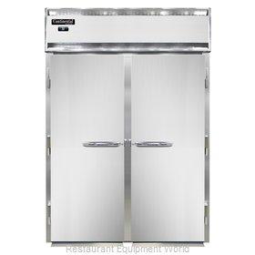 Continental Refrigerator D2RINSS-E Refrigerator, Roll-In