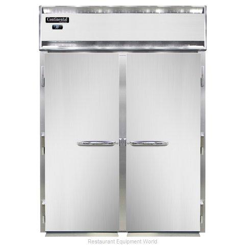 Continental Refrigerator D2RINSS Refrigerator, Roll-In