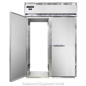 Continental Refrigerator D2RINSSRT-E Refrigerator, Roll-Thru