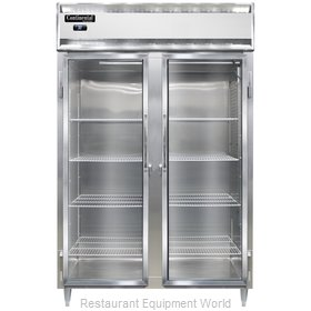 Continental Refrigerator D2RNGD Refrigerator, Reach-In