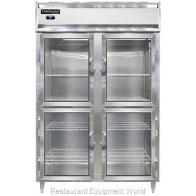 Continental Refrigerator D2RNGDHD Refrigerator, Reach-In
