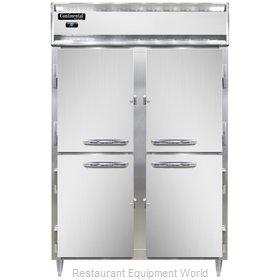 Continental Refrigerator D2RNHD Refrigerator, Reach-In
