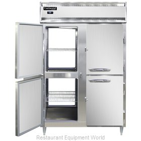 Continental Refrigerator D2RNPTHD Refrigerator, Pass-Thru
