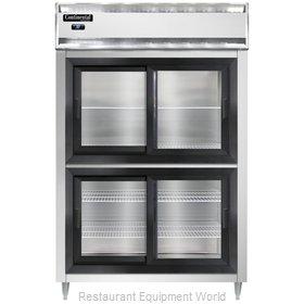 Continental Refrigerator D2RNSGDHD Refrigerator, Reach-In