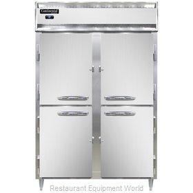 Continental Refrigerator D2RNSSHD Refrigerator, Reach-In