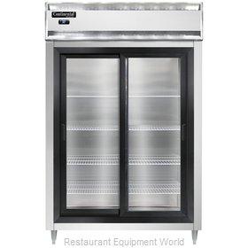 Continental Refrigerator D2RNSSSGD Refrigerator, Reach-In