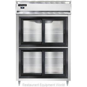 Continental Refrigerator D2RSNSGDHD Refrigerator, Reach-In