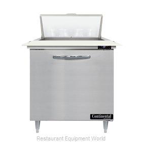Continental Refrigerator D32N8C Refrigerated Counter, Sandwich / Salad Unit