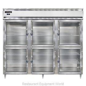 Continental Refrigerator D3RENSAGDHD Refrigerator, Reach-In