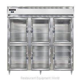 Continental Refrigerator D3RNGDHD Refrigerator, Reach-In