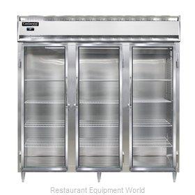 Continental Refrigerator D3RNSSGD Refrigerator, Reach-In
