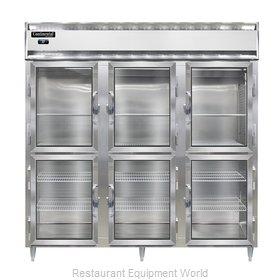 Continental Refrigerator D3RNSSGDHD Refrigerator, Reach-In