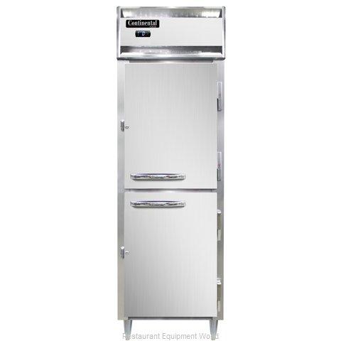 Continental Refrigerator DL1F-HD Freezer, Reach-In