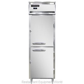 Continental Refrigerator DL1F-PT-HD Freezer, Pass-Thru