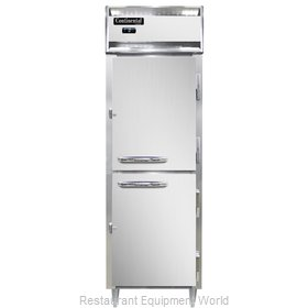 Continental Refrigerator DL1F-SS-PT-HD Freezer, Pass-Thru