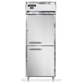 Continental Refrigerator DL1FES-SA-HD Freezer, Reach-In