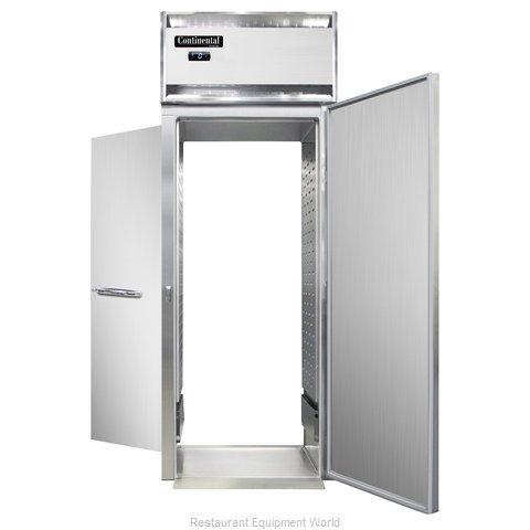 Continental Refrigerator DL1FI-SA-RT Freezer, Roll-Thru