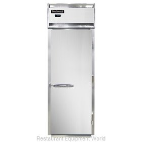 Continental Refrigerator DL1FI-SS-E Freezer, Roll-In