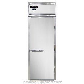 Continental Refrigerator DL1FI-SS-E Freezer, Roll-In