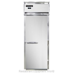 Continental Refrigerator DL1FI-SS Freezer, Roll-In