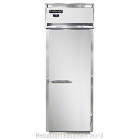 Continental Refrigerator DL1FI-SS Freezer, Roll-In