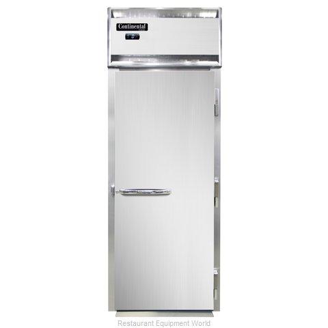 Continental Refrigerator DL1FI Freezer, Roll-In