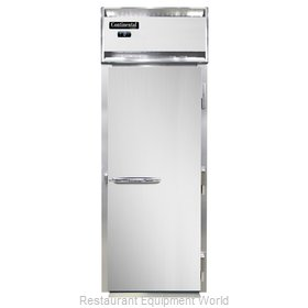 Continental Refrigerator DL1FI Freezer, Roll-In
