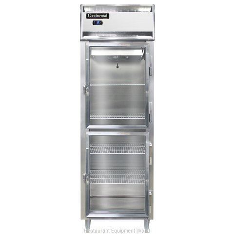 Continental Refrigerator DL1FS-SA-GD-HD Freezer, Reach-In