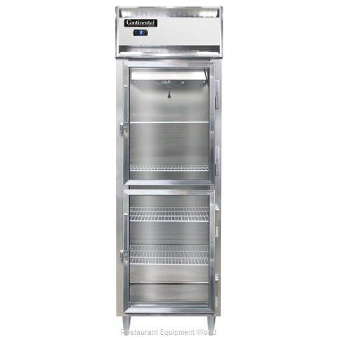 Continental Refrigerator DL1FS-SS-GD-HD Freezer, Reach-In